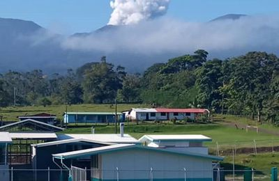 News from Rincon de La Vieja, Vulcano, Fukutoku, Cumbre Vieja.
