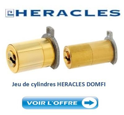 Serrurier HERACLES Annecy 74000 Serrure HERACLES Cylindre HERACLES