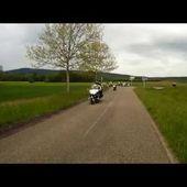 Goldwing - encadrement regroupement journée Cox Molsheim 2014 - 3