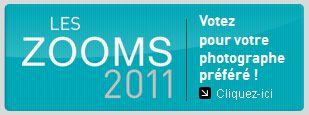 Salon de la Photo : votez pour les ZOOMS 2011 !