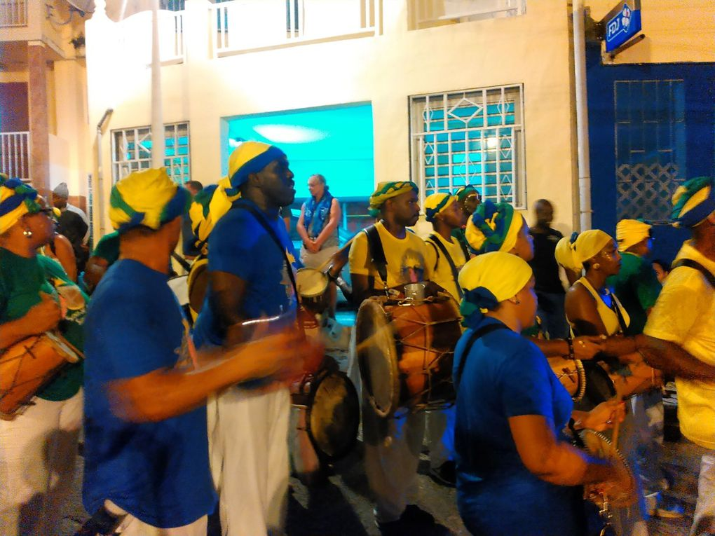 Guadeloupe : carnaval au Gosier