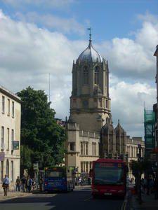 """Dix-huitième arrêt : """"Après Oxford Street... Oxford (tout court)!"""""""