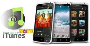 The way to convert iTunes to HTC Phone/Tablet
