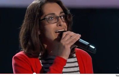 Michelle Chamuel The Voice Blind Audition Full Versionl