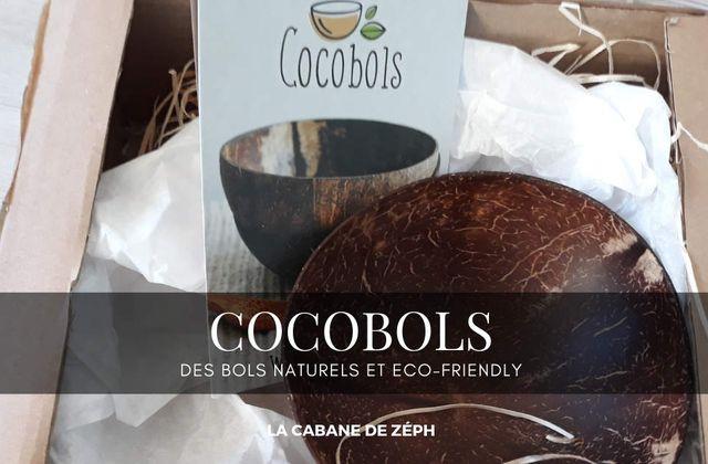 Cocobols, des bols naturels et eco-friendly
