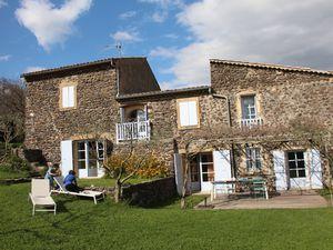 Les Chaix, maison de vacances en Ardèche