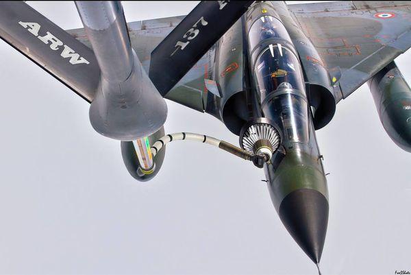 Huit Mirage 2000N verront leurs systèmes de communication être modernisés