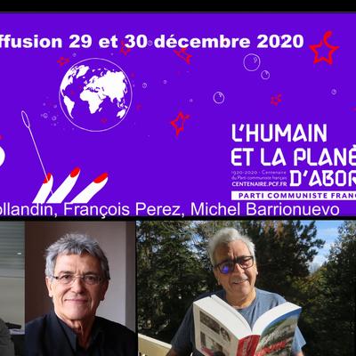 Ce 30 décembre 2020, le centenaire du Parti communiste français, témoignages