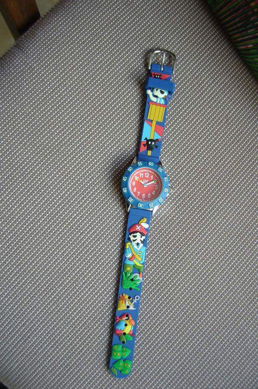 Apprendre à lire l'heure avec la montre pédagogique - Une belle idée de cadeau !