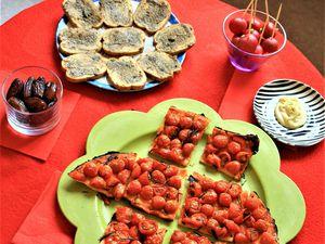 ~ Petit buffet ~ Apéritif dînatoire ~ Gâteau des rois ~