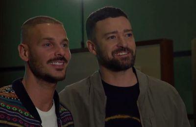 La rencontre entre Matt Pokora et Timberlake - Les Trolls 2 - Tournée mondiale - Le 14 octobre 2020 au cinéma