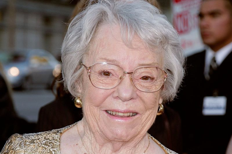 Patricia Hitchcock à Hollywood en 2007 Crédit : Kevin Winter / Getty Images North America / Getty Images via AFP