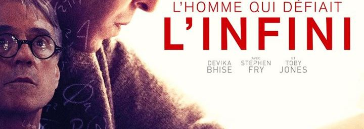 L'Homme qui défiait l'infini (2015) (BANDE ANNONCE VOST) avec Dev Patel, Jeremy Irons, Toby Jones