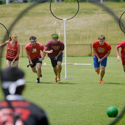 "GIOCO DEL Quidditch ""Hogwarts project"""