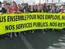 """""""Tous ensemble ! Tous ensemble ! Mickael Wamen : QUE LA MANIF EST BELLE .... !"""