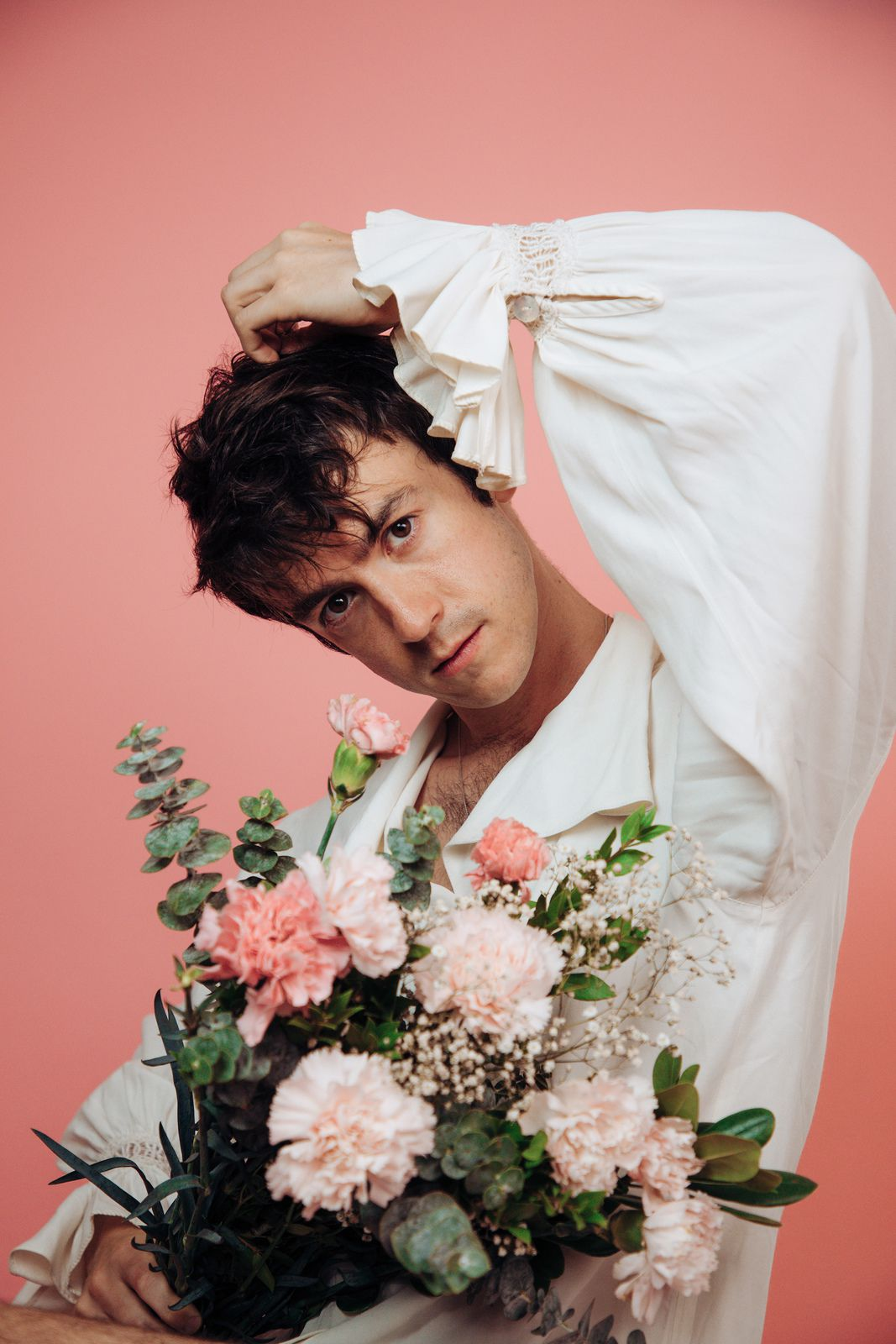 QUEER POP ACT PAT REILLY SHARES 'ADAMANTINE' | DEBUT EP OUT NOVEMBER 13