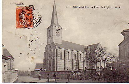 Cartes postales anciennes.