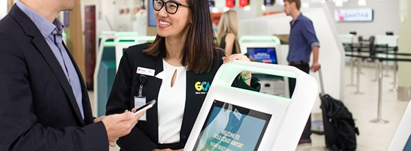 Gold Coast Airport extends partnership with SITA to 2024