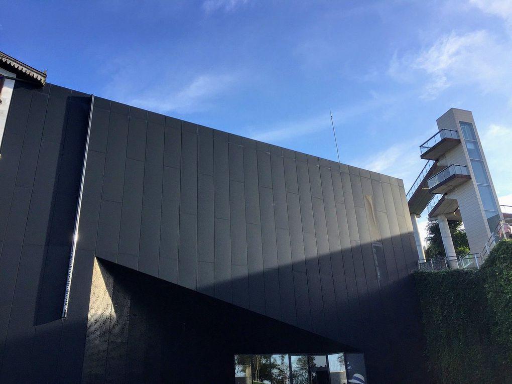 Musée Balenciaga (extérieur et intérieur)