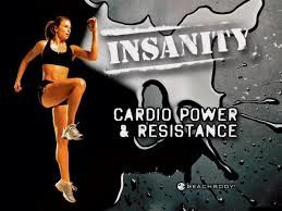 Insanity : cardio power and resistance