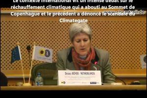 Les Chemtrails = Josephina Fraile s'adresse au parlement européen = Le constat est clair, l'ingénierie climatique existe bel et bien !