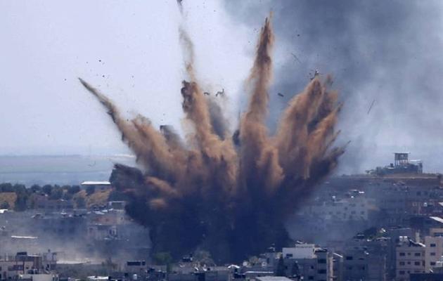 EU seeks Israel-Palestine ceasefire, concerned conflict will spread