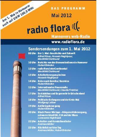 Veranstaltung des DGB zum 1. Mai 2012