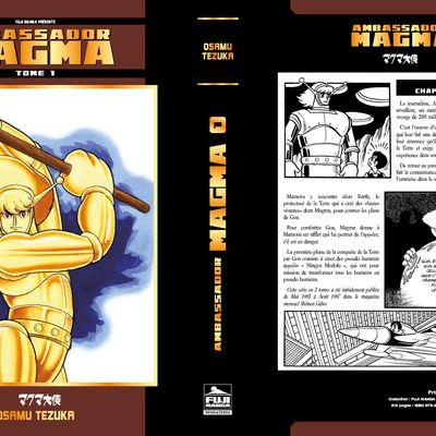 Plusieurs mangas inédits d'Osamu Tezuka à paraître pour les francophones