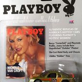 NICHOLE VAN CROFT PLAYBOY CHEVROLET MONTE CARLO NASCAR 1995 JOHNNY LIGHTNING 1/64 - car-collector.net
