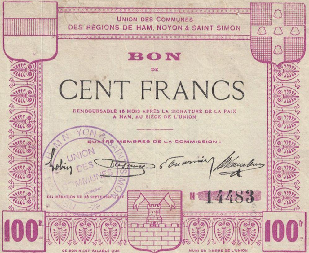 Album - la ville de Noyon (Oise), diverses photos