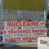 Contre la réforme des retraites, la mobilisation inédite des travailleurs du nucléaire