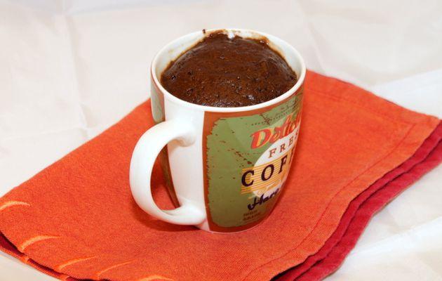 Mug poires chocolat