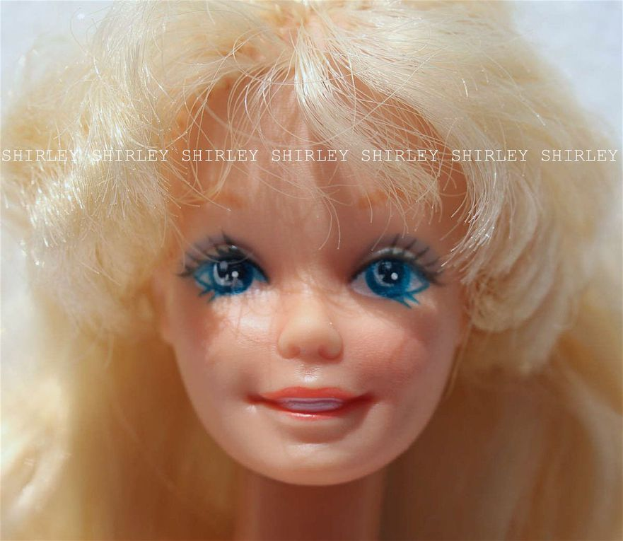 """HAPPY BIRTHDAY"" BARBIE DOLL 1980 MATTEL #1922"