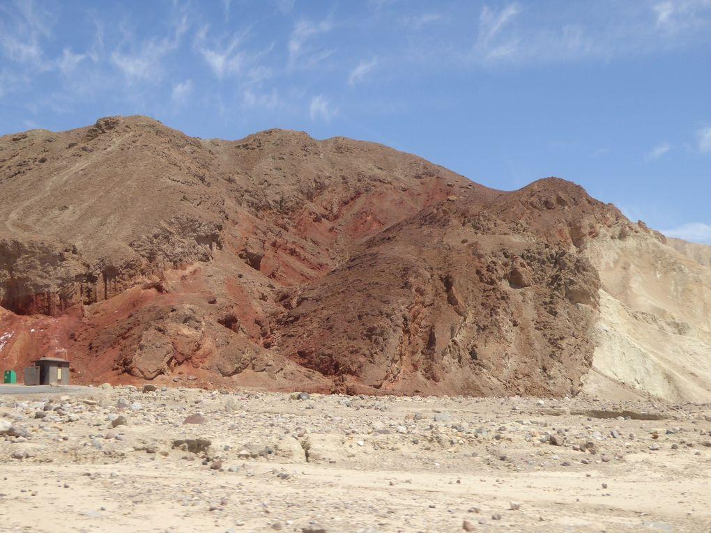 Ouest-Américain, Death Valley - Printemps 2016.