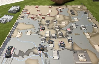 Struggle for Europe 1939-45 ou Lincoln ou l'appel du Général De Gaulle ?!- Update Juillet - Worthington Games