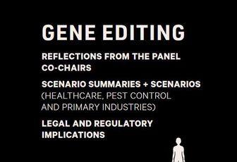 Edition génomique en Nouvelle-Zélande : informer et débattre, gage d'une législation et d'une acceptabilité pérennes