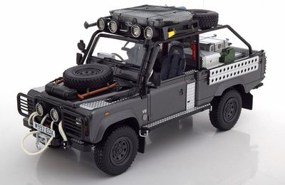 1/18 : Le Land Rover Defender de Tomb Raider sorti