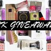 2K MAKEUP GIVEAWAY - OPEN INTERNATIONALLY
