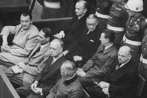 Yves Beigbeder, l'un des derniers témoins du procès de Nüremberg, se souvient