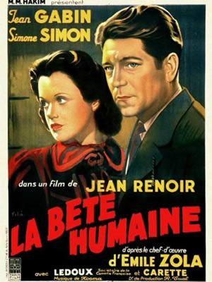La Bête humaine de Jean Renoir