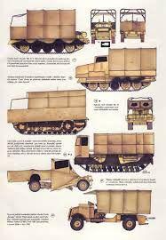 croquis de faux camions