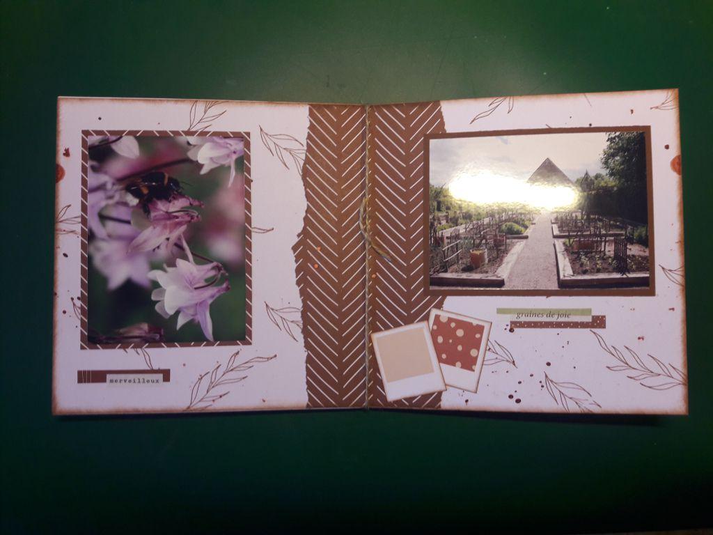 Mini album prieuré d'Orsan