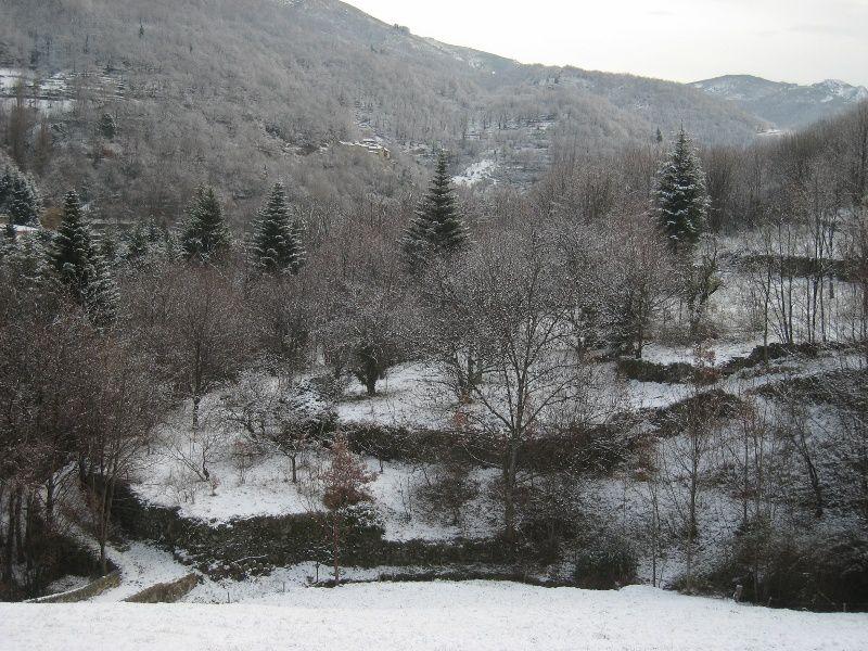 Album - Burzet sous la neige