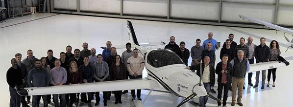 Bye Aerospace Named Small Business of the Year by Aurora Chamber of Commerce