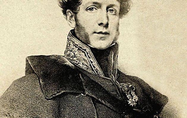Jacques Boucher de Perthes : le 1er théoricien sur l'existence d'un homme antédiluvien