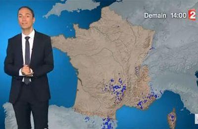 Le climatologue Philippe Verdier, M. Météo de France 2, viré de l'antenne (7 sur 7.be)