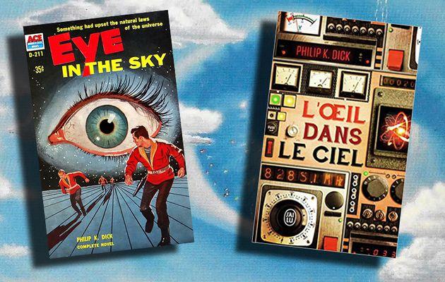 📚 PHILIP K. DICK - L'OEIL DANS LE CIEL (EYE IN THE SKY, 1957)