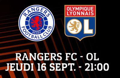 Glasgow Rangers / Lyon : Sur quelles chaînes en clair suivre la rencontre jeudi ?