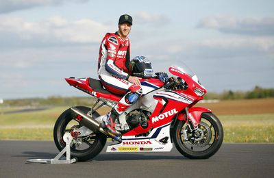 Ian Hutchinson out pour l'Ulster GP