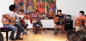 Audition de guitare à Don Bosco le 23 juin
